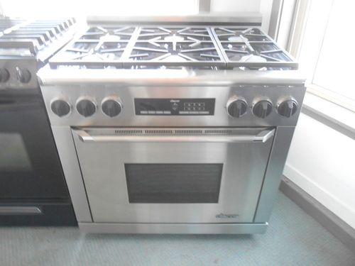 Dacor Countertop Stove : electric oven stove ovens stainless steel cleanses colonial appliances ...