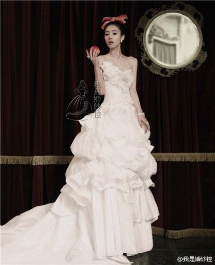 64 best Wedding – Bridal Gown images on Pinterest | Short wedding ...