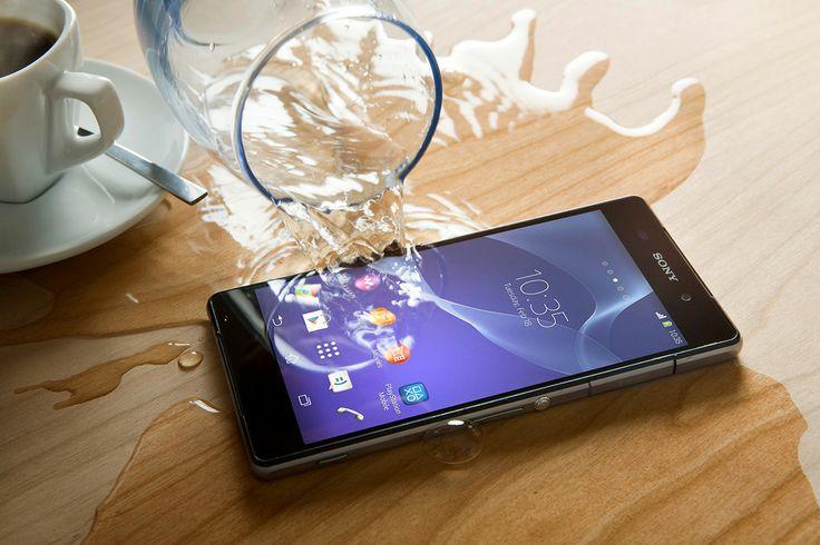 Sony Xperia Z2 pone foco en el 4K