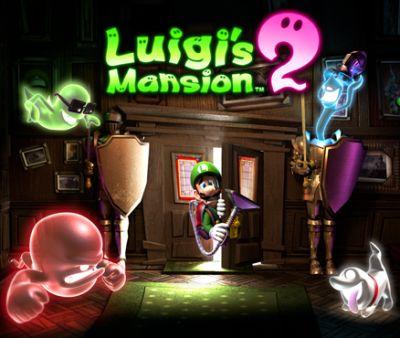 Luigi's Mansion: Dark Moon is an action-adventure video game ...