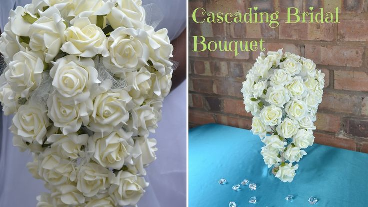 Best 25+ Cascading Bridal Bouquets Ideas On Pinterest
