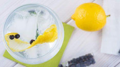 Gin-tonic saai? 7 receptjes om eens een origineel gindrankje te maken - HLN.be