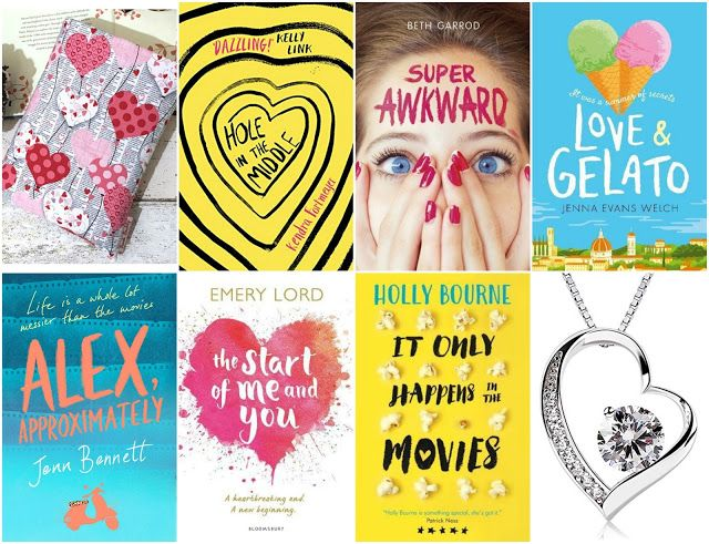 With Love for Books: Six YA Books, Hearts Book Sleeve & Sterling Silver...  http://www.withloveforbooks.com/2017/11/six-ya-books-hearts-book-sleeve.html