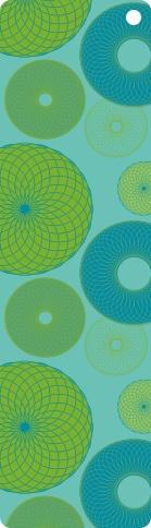 Spiro Gyra = Pattern. Meadow = Palette.