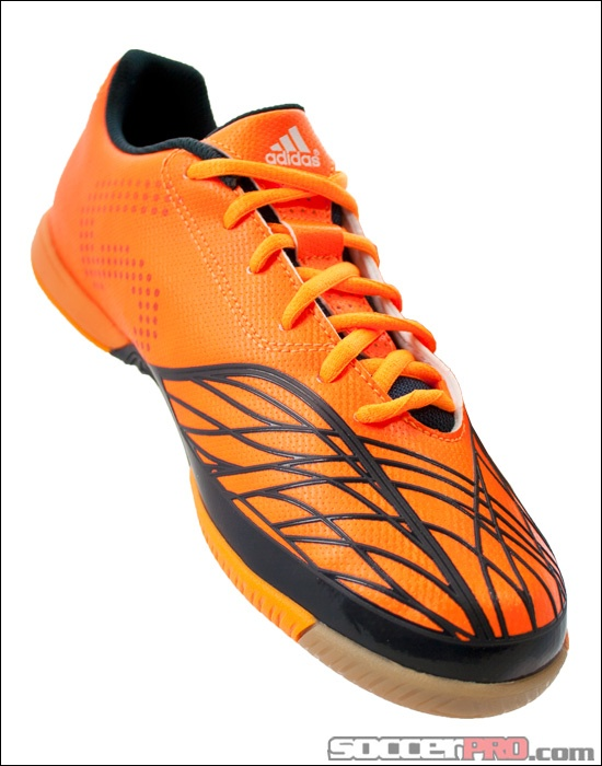 adidas Freefootball SpeedTrick Indoor Soccer Shoes - Zest with Tech Onix and White...$62.99: Adidas Freefootbal, Shoes Fetish, Futsal Shoes, Adidas Soccer, Soccer Shoes, Adidas And Nike Cleats, Shoes Zest