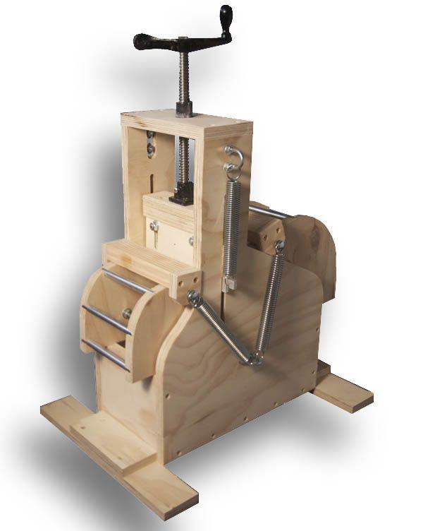 Heated Side Bender Plans - Guitar: Electronic Version $15.99