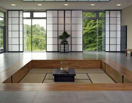 Die besten 25+ Japanisches modernes interieur Ideen auf Pinterest - badezimmer japanischer stil