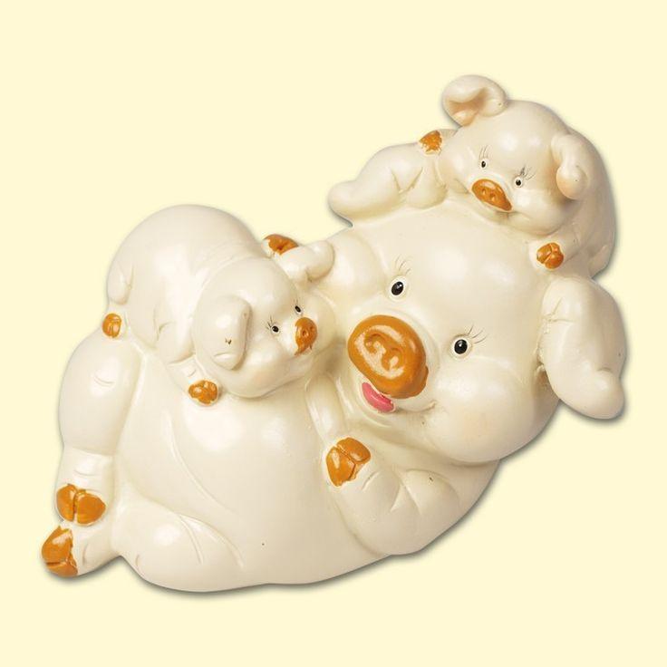 "SHOP-PARADISE.COM:  Spardose ""Schwein"", Höhe - 11 cm, (P2008-C) 4,19 €"