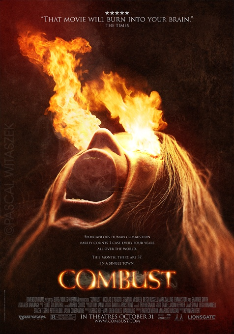 Combust by Pascal Witaszek