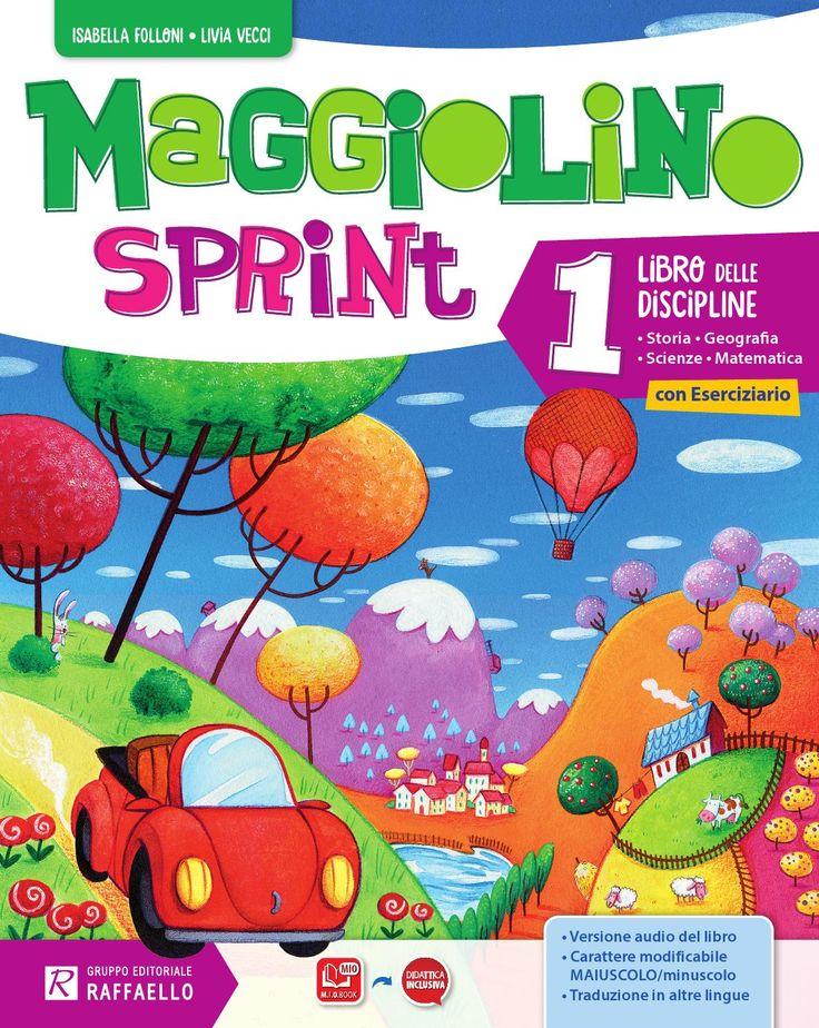 Maggiolino sprint - Classe 1 - Libro delle discipline