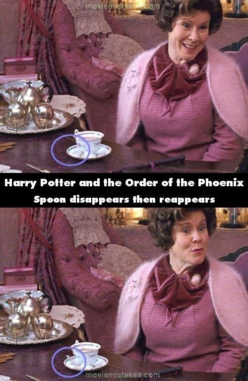 Harry Potter Book Mistakes ~ Best ideas about movie mistakes on pinterest funny
