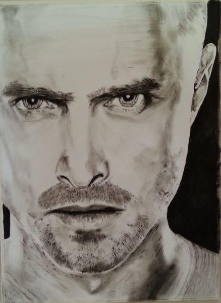 Jesse Pinkman van HP-Art op DaWanda.com