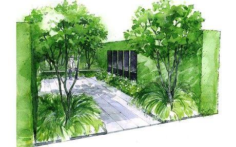 Chelsea Flower Show 2014: promise of peace in war-inspired gardens - Telegraph