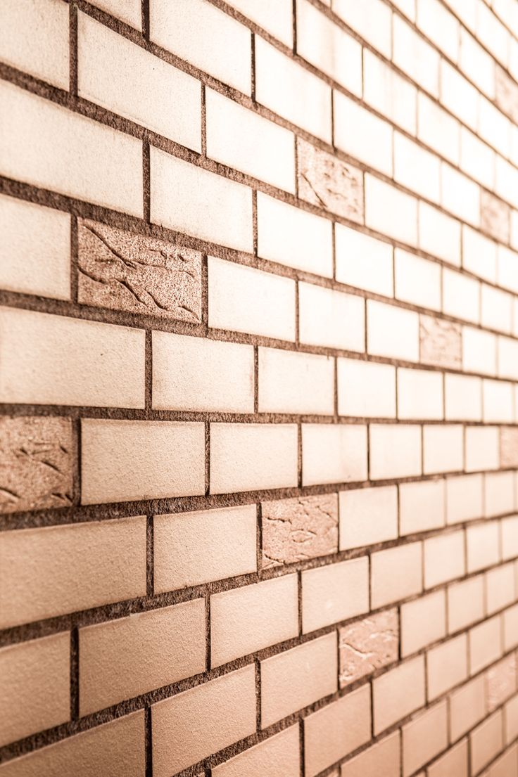 Brick detail, Nursery in Nagykovácsi by Földes Architects