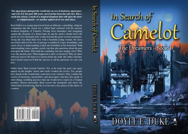 In Search of Camelot print cover