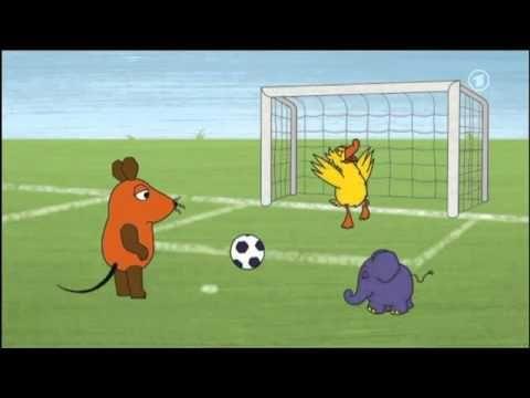 Fußballfloskeln wörtlich genommen   WDR - Sendung mit der Maus - YouTube