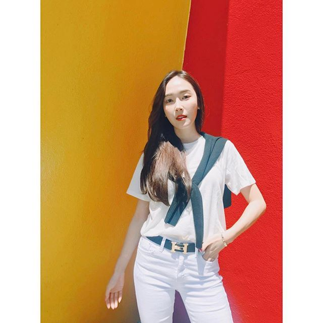 Jessica Jung @jessica.syj on Instagram photo June 13