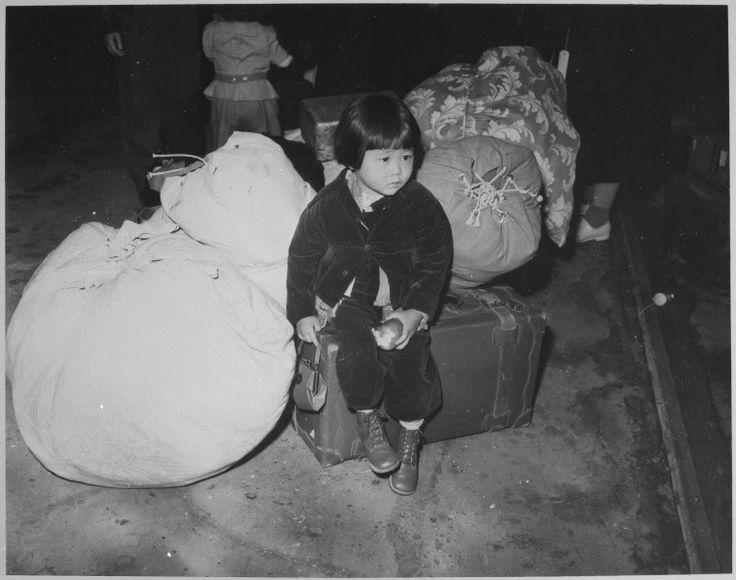 Amerika'da Japon toplama kampı