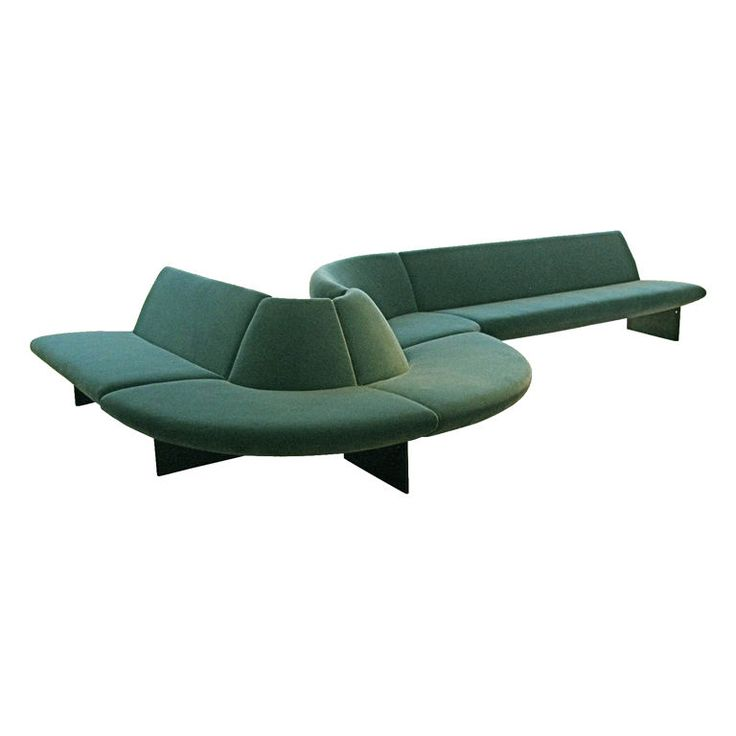 282 best Sofás y Sillones images on Pinterest Armchairs, Couches - contemporary curved sofa