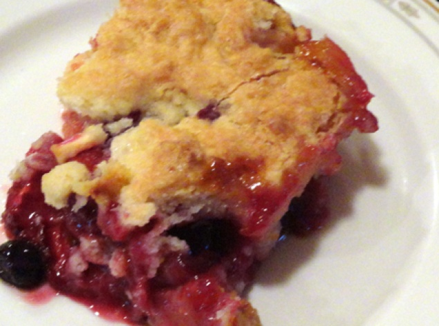 Jumbleberry Cobbler: Photo - 1 | Just A Pinch Recipes | Its All About ...