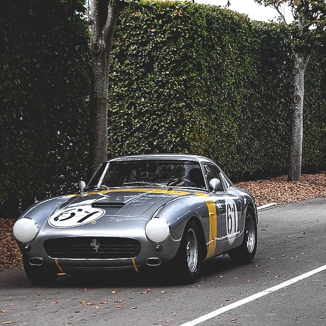 ferrari 250 gt berlinetta competizione passo corto swb short wheelbase competition coupe. Black Bedroom Furniture Sets. Home Design Ideas