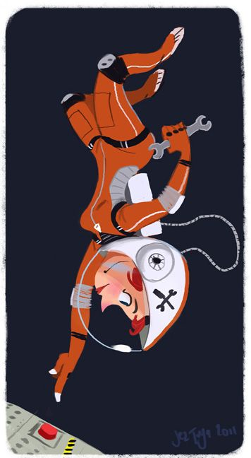Careers in Space | Jez Tuya