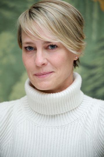 Robin Wright plays a powerful figure on