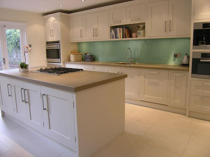 London Shaker Kitchens Design And Installation, Clapham South West London Part 52
