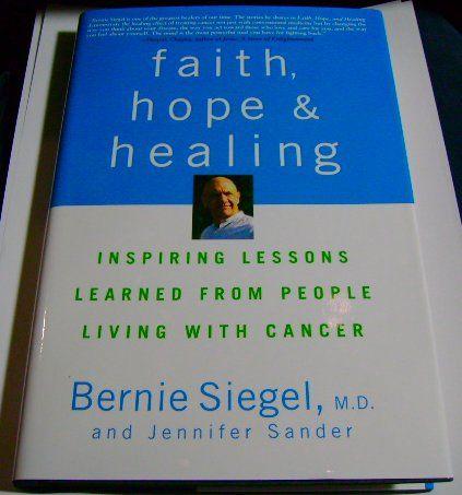 Dr. Bernie Siegel     http://www.berniesiegelmd.com/