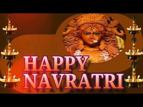 Happy Navratri,Happy Navratri 2016,Wishes,Images,Greetings,SMS,Quotes,Messages,Whatsapp Video - YouTube