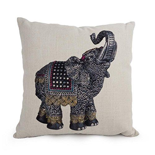Throw Pillow Elephant : 17 Best ideas about Elephant Throw Pillow on Pinterest Beauty full, Elephant decorations and ...
