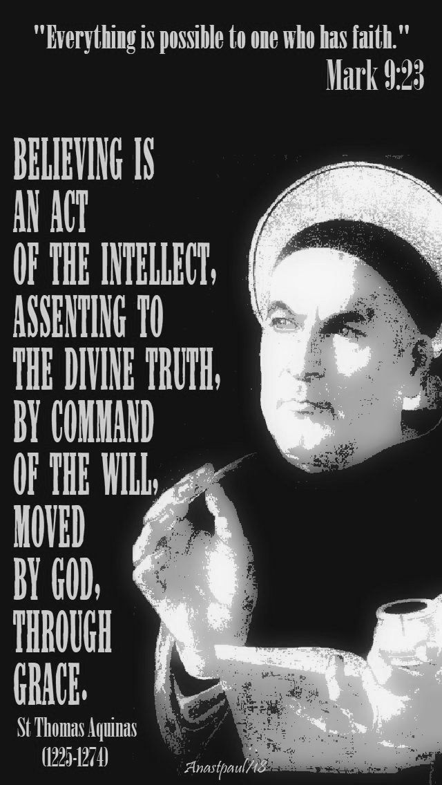 Quote S Of The Day 28 January St Thomas Aquinas 1225 1274 Doctor Of The Church Anastpaul In 2021 Thomas Aquinas Saint Quotes Catholic Saint Thomas Aquinas