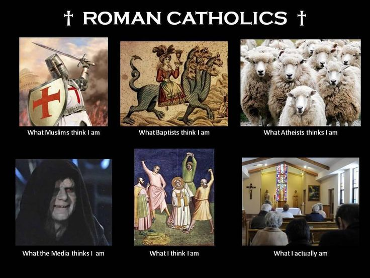 Laugh, or get help. Catholic, and other Christian, humor., page 2