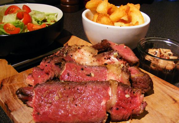 In Search of Perfection: Heston Blumenthal's Perfect Steak and ...