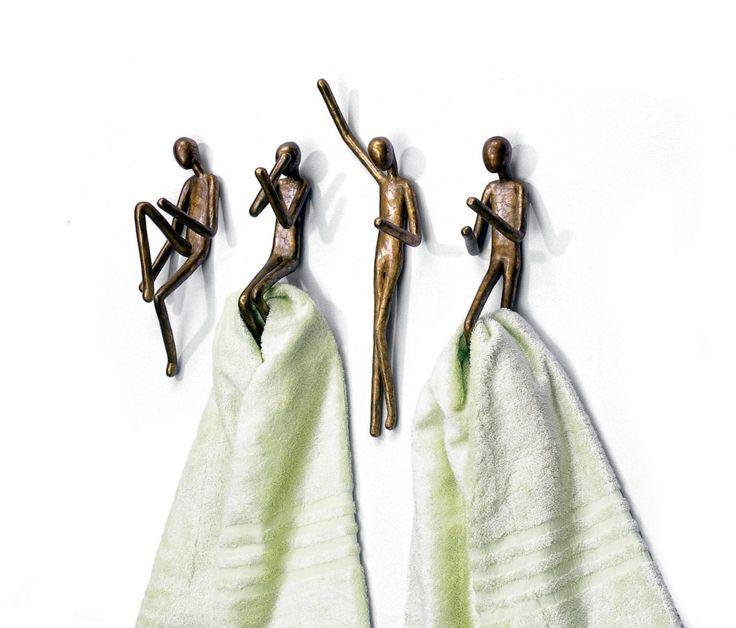 25+ Best Ideas About Bathroom Towel Hooks On Pinterest