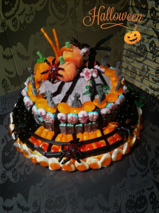 Tarta Halloween!!!