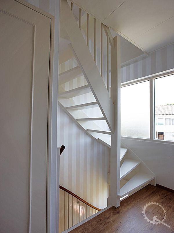 Vaste trap naar zolder google search decoratie for Van vlizo naar vaste trap