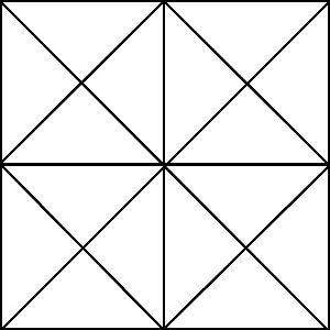 Figuras abstratas geometricas