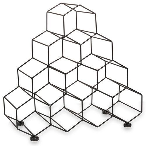 die besten 25 weinregal metall ideen auf pinterest. Black Bedroom Furniture Sets. Home Design Ideas