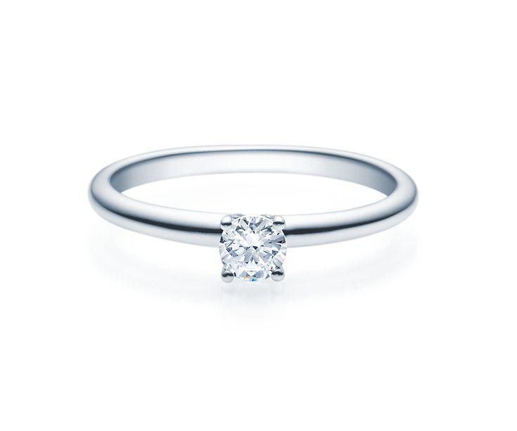 Verlobungsring Platin 0,16 - 0,20 ct Tw/si Verlobungsringe Platin #Verlobungsring #platinring #platinschmuck #diamantring
