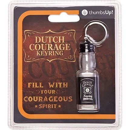Dutch courage keyring :)
