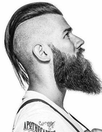 Slick Back Undercut Hairstyle For Professional Yet Stylish