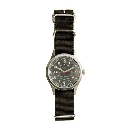 Timex® Military Watch from J Crew