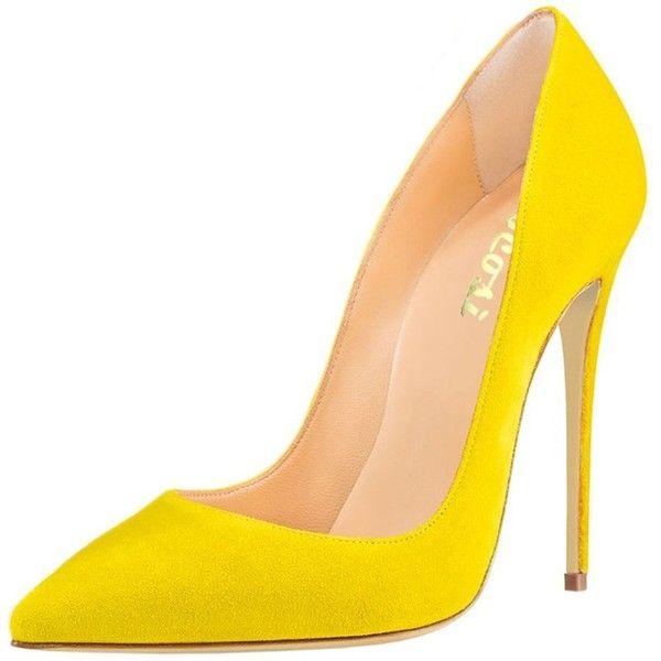 22726ed124570 Amazon.com | VOCOSI Women's High Heels, Pointed Toe Patent Pumps ...