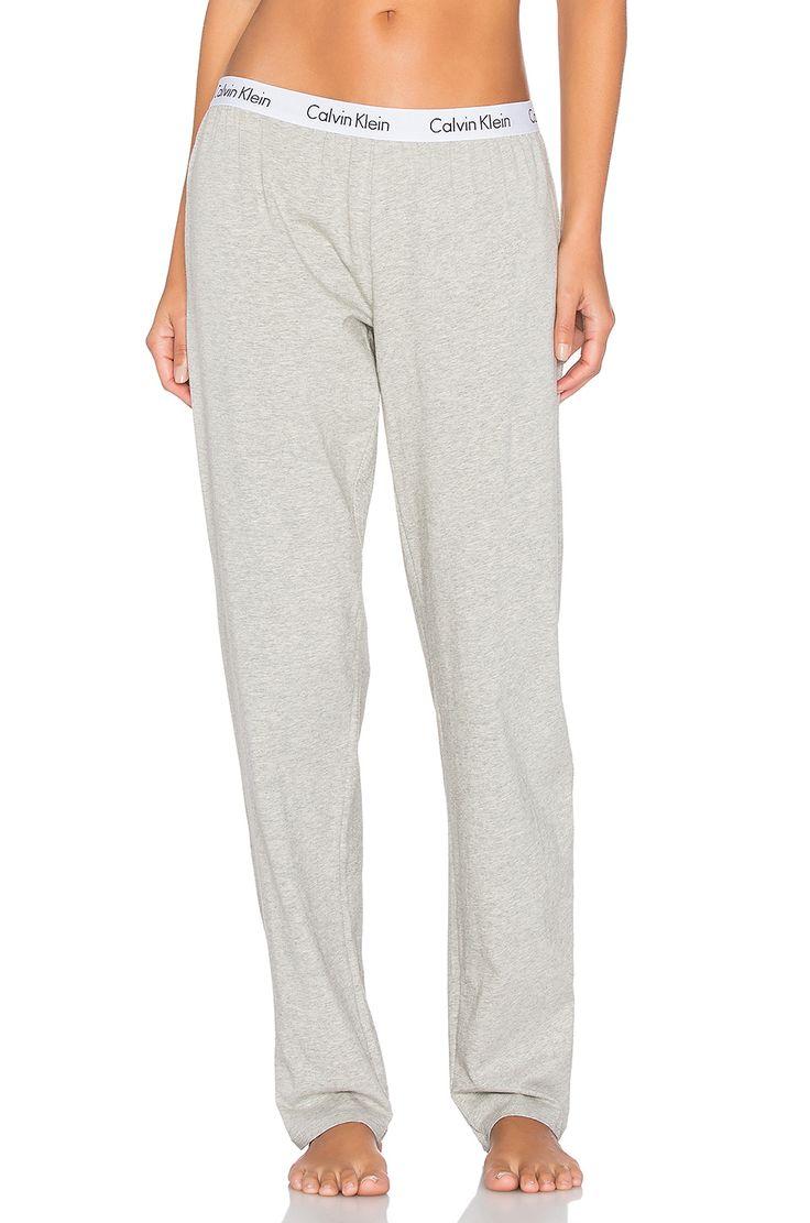 Calvin Klein Underwear Pant in Grey Heather