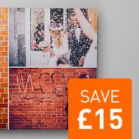 You can save yourself £15 on your next Albelli 20×20 square canvas print by simply clicking on our GET FREEBIE button.