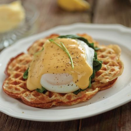 eggs benedict - a classic