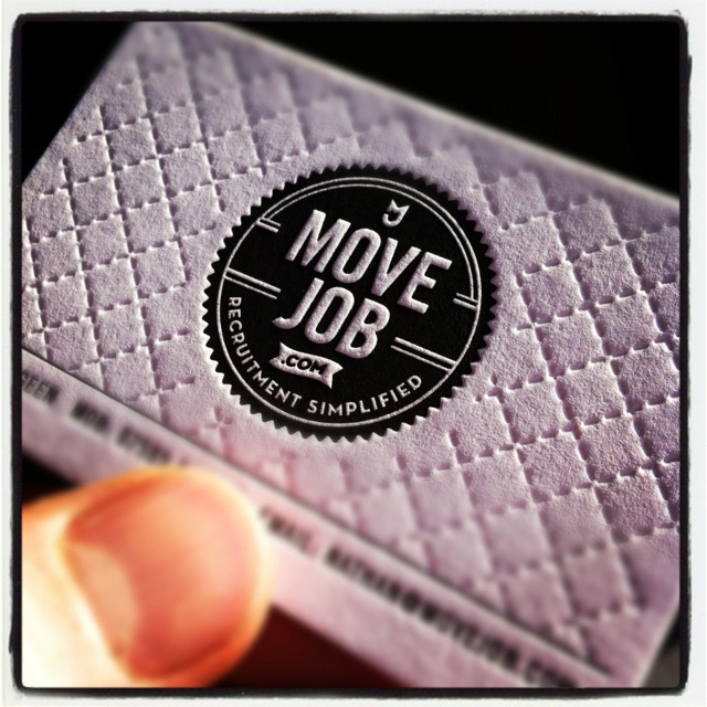 92 best Letterpress Business Cards images on Pinterest Embossed - letterpress business card