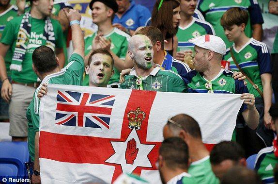 Ukraine 0-2 Northern Ireland, Euro 2016 RESULT: Gareth McAuley and ...