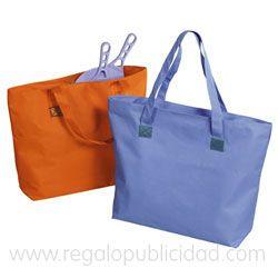 Bolsas de playa 600d personalizadas con el logo de - Bolsas de regalo personalizadas ...
